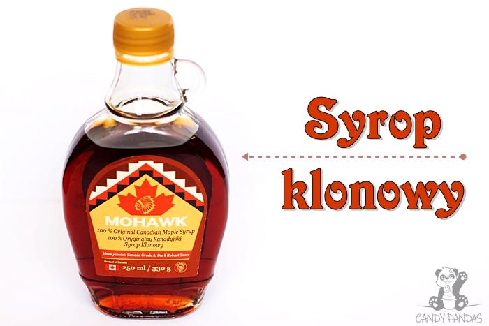 Syrop klonowy Mohawk - Kuchnie Świata