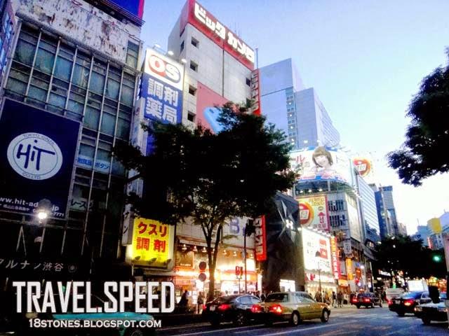 Tokyo Day Tour - Travel Speed