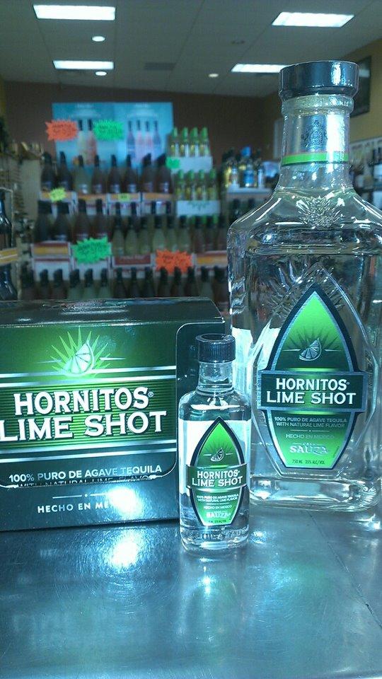 hornitos, lime shot