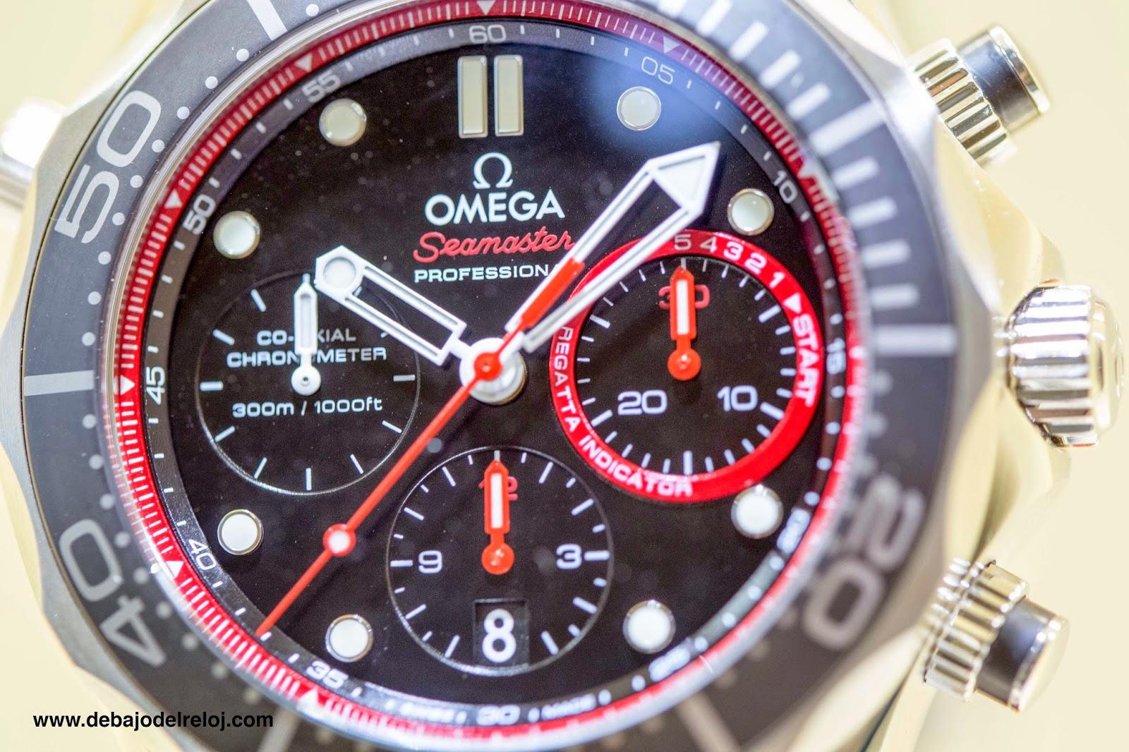 Omega Basel 20158