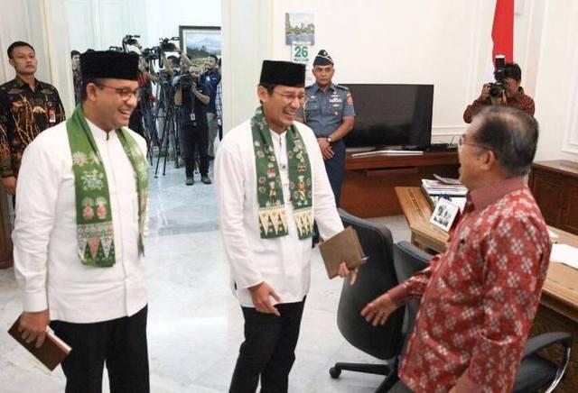 Soal Reklamasi, Jusuf Kalla: Serahkan Kembali ke Pemprov DKI