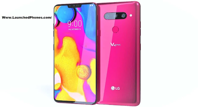 This latest flagship mobile telephone contains a full of 5 cameras LG V40 Thinq specs in addition to launched on Amazon