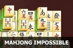 Mahjong İmkansız - Mahjong Impossible