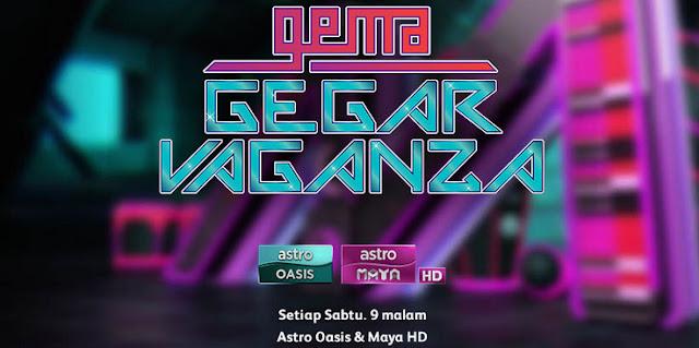Video Gema Gegar Vaganza 2017 Minggu 1 Full Online