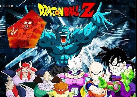 Dragon Bal Z - Saga de Garlick Jr Latino (EP108 - EP117)