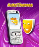 AutoThemes Apps by SymbianGuru (Change Symbian S60 Themes Automatically)