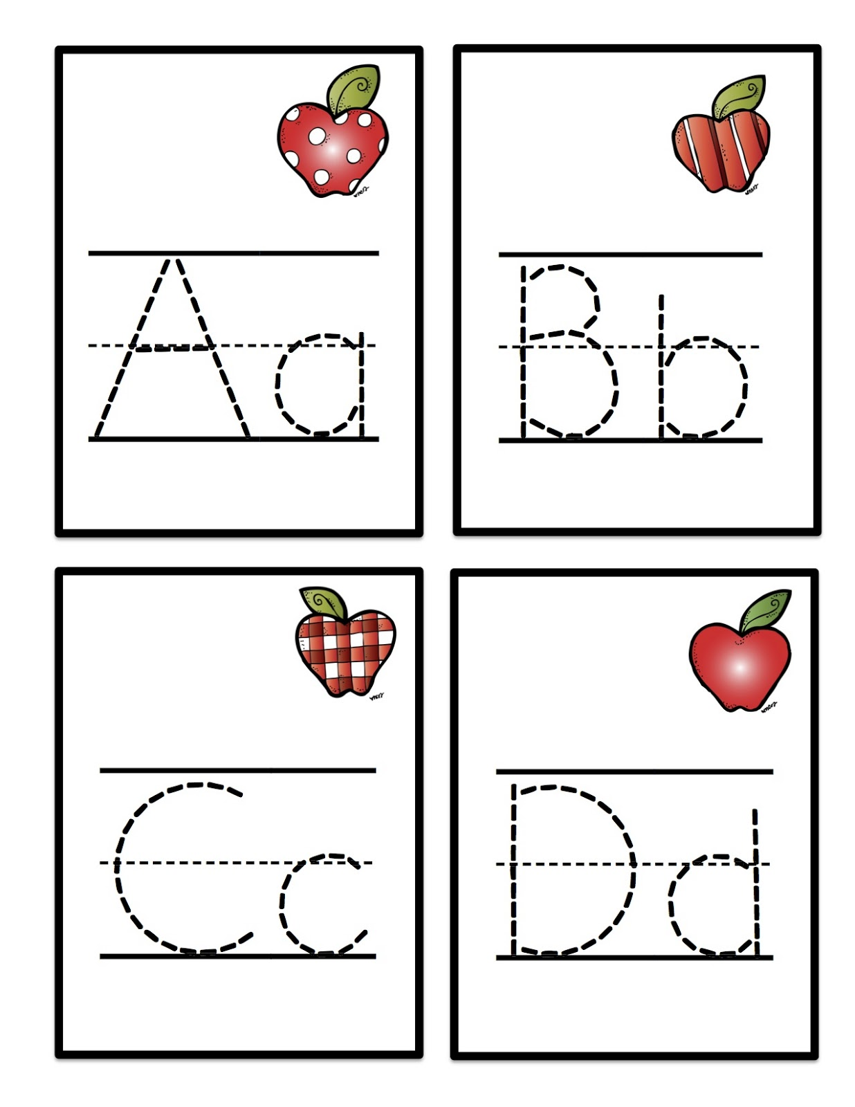 Abc Template Trace