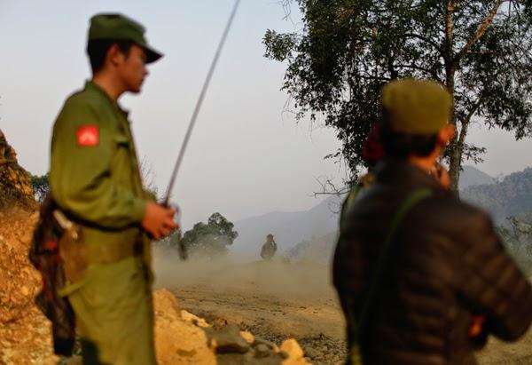 5f2b72b6d7e0 China Defense Blog  PR photos of the day  Myanmar National ...