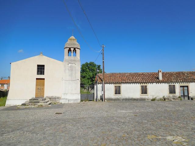 La piccola chiesa di Rebeccu