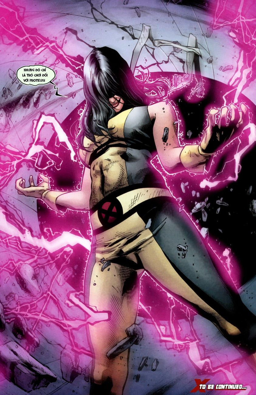 X-Men Necrosha chap 8 trang 24