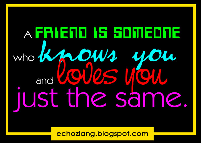 quotes about friends tagalog - photo #10