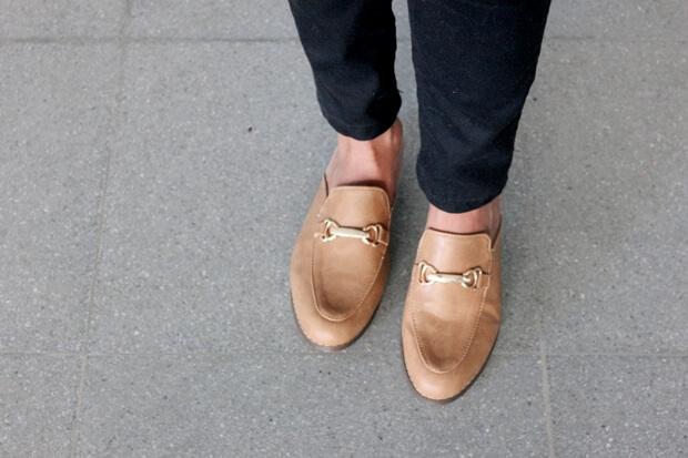 Como usar Flat mule amiclubwear