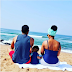 Power couple Zizo and Mayi Tshwete Perfect Family Outing With Their Son