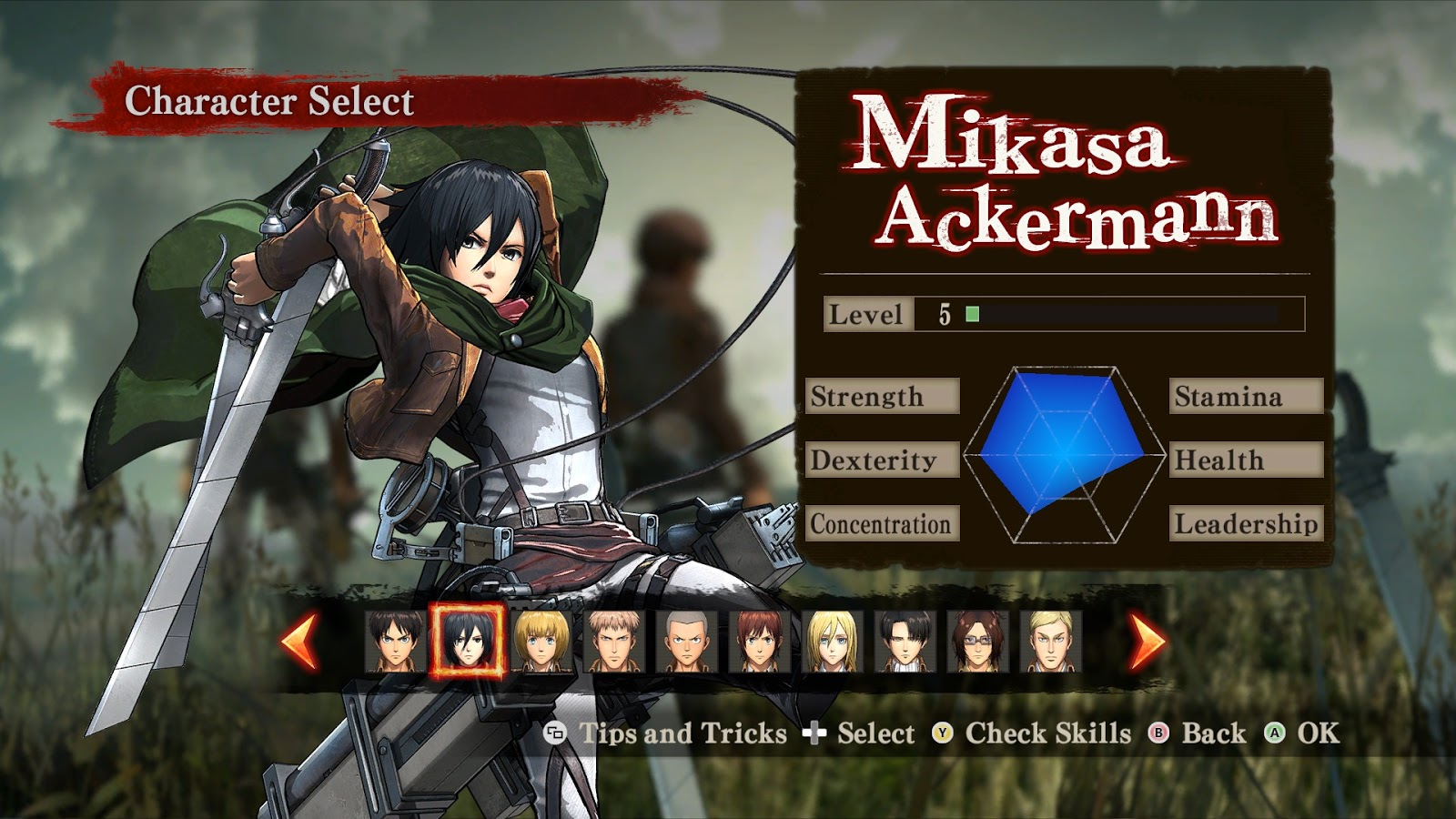 Descargar Attack On Titan Wings Of Freedom Dlc Pc