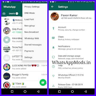 WhatsApp Mini v1.0 WhatsAppMods.in