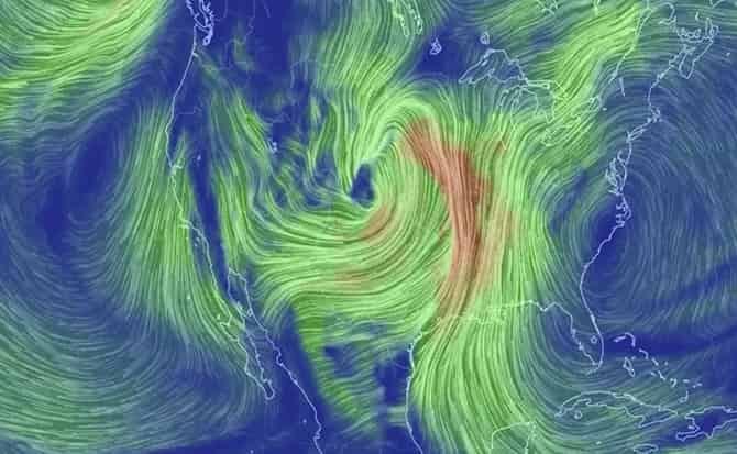 Vientos, nevadas, huracanes, tormentas, nieve