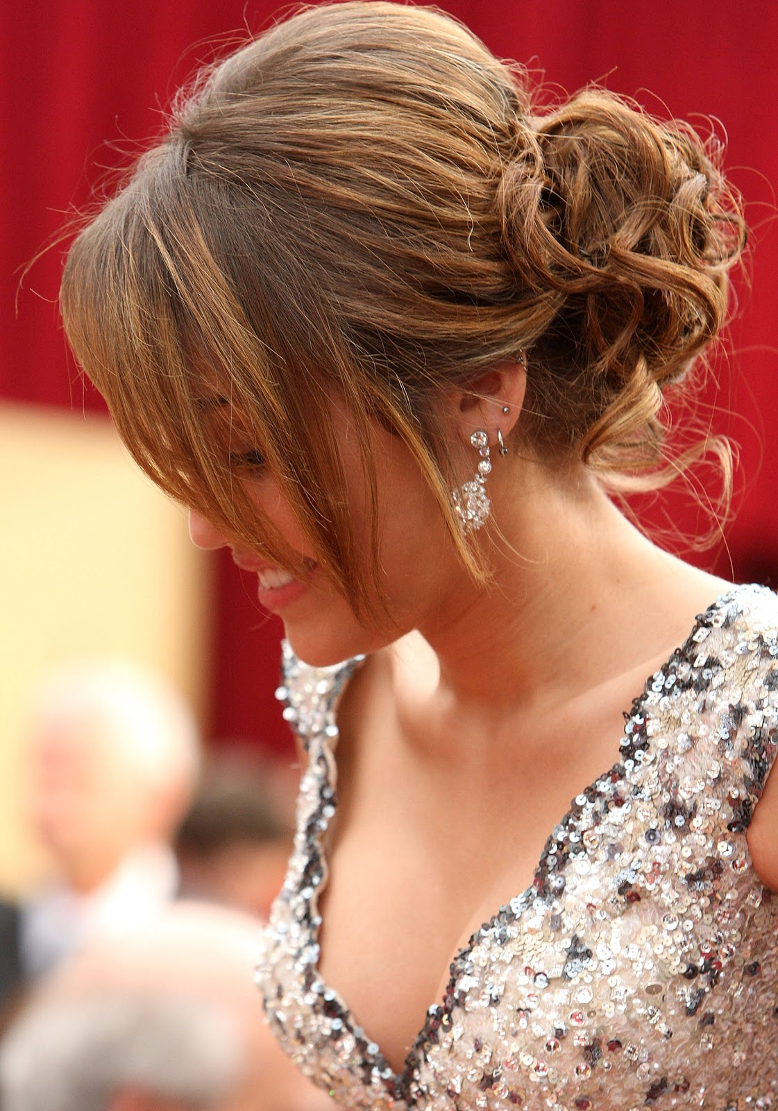 Fantastic Cool Fancy Prom Hairstyle Picture Short Hairstyles Gunalazisus