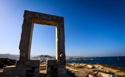 Ο Ναός του Απόλλωνα της Νάξου στην πλατφόρμα Google Arts & Culture