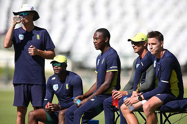 India Vs South Africa 3rd Test Live News