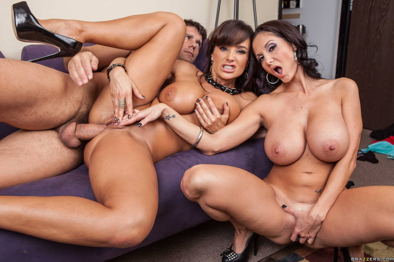 Buxom Black Head Lisa Ann Gets Her Twat Fucked Mish On The Marriage