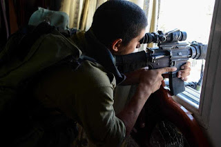 Israel-Chile-soldados