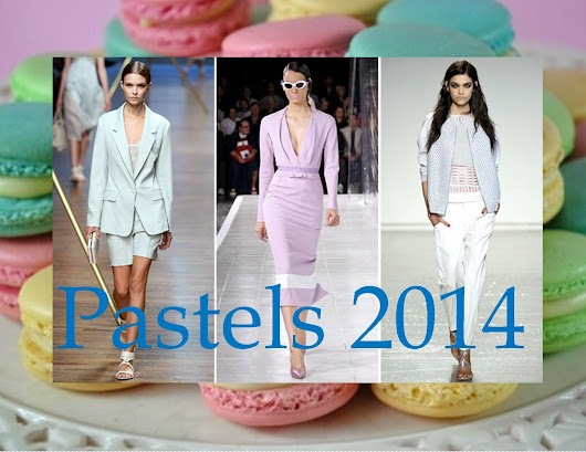 Pretty Pastels: Trend Report