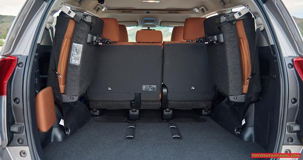 Phân tích ưu nhược điểm xe Innova 7 chỗ phiên bản 2018-2019 ảnh 5
