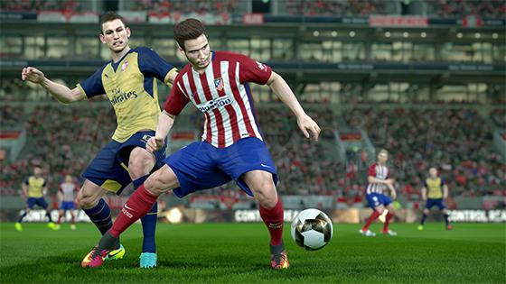 Pro Evolution Soccer 2017 Repack Gameplay