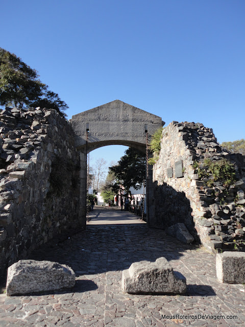 Portón de Campo - Colonia del Sacramento, Uruguai