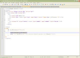 Tutorial PHP Fungsi strrev Untuk Membalik Urutan Suatu String