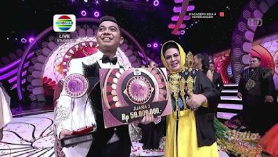 Zam Ryzam Banggakan Malaysia Di Indonesia