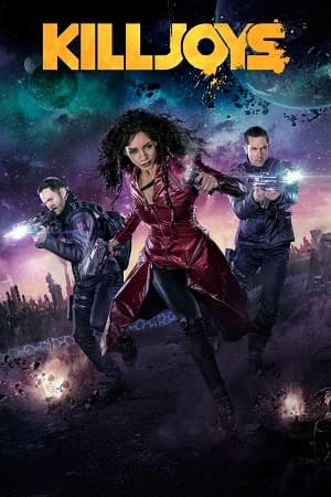 Killjoys - 3ª Temporada Séries Torrent Download capa