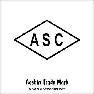 Aoshin Shoten Co., Ltd. Trade Mark.