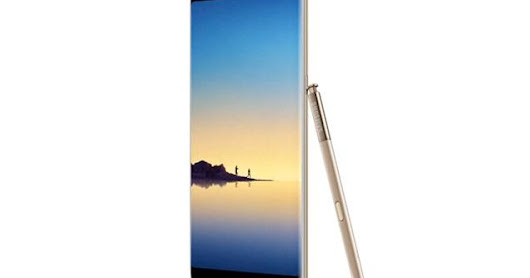 Samsung Galaxy Note 8 smartphone  launch in India on September 12