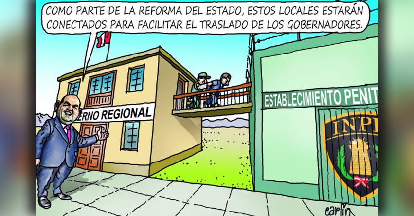 Carlincaturas Domingo 16 Abril 2017 - La República