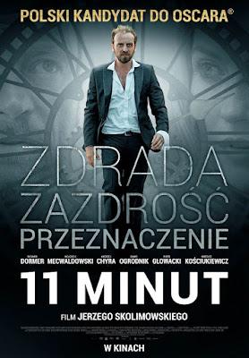 jedenaście minut film recenzja plakat mecwaldowski