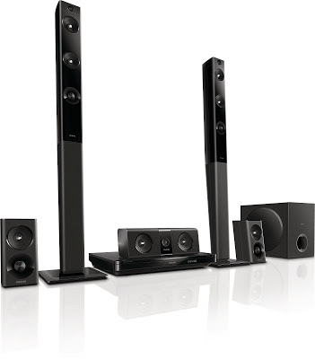 Philips 5.1 Home Theater HTB5540D