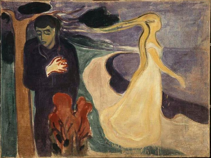 Munch - Separation 1896