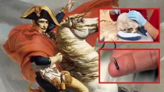 Απαγωγή από εξωγήινους του Ναπολέων Βοναπάρτη;