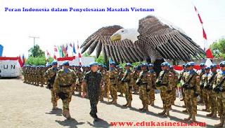 Sejarah Peran Indonesia dalam Penyelesaian Masalah Vietnam
