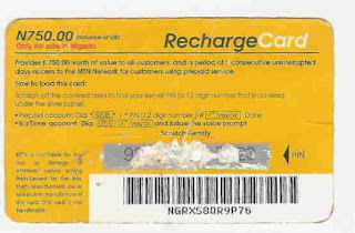 How To Recover MTN Over Scratched Recharge Card With MYMTNAPP