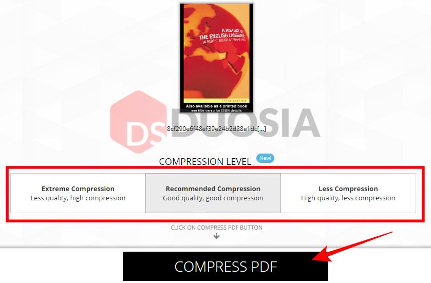 cara kompres pdf cpns