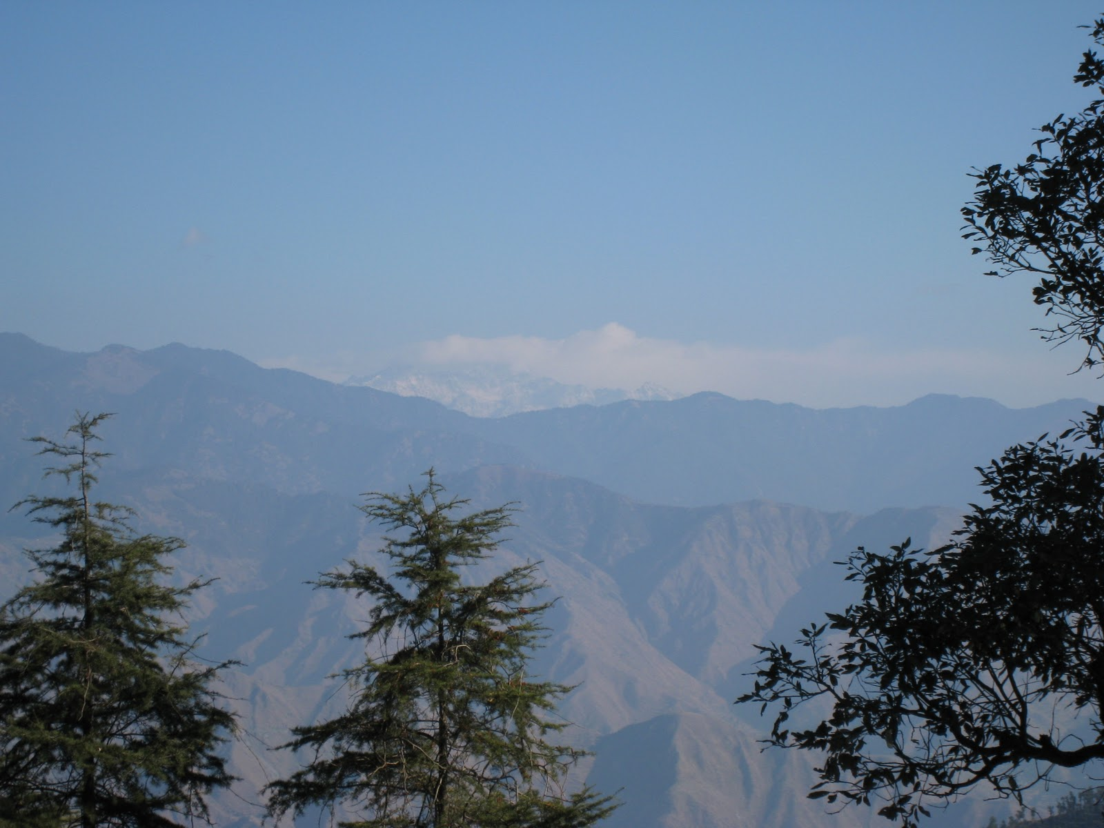A Happy Weekend Trip to Mussoorie