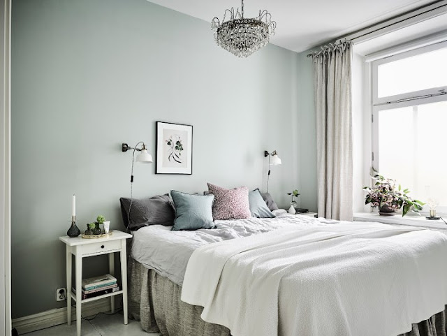 Grey Pearl, Mint and Elegant Details 11