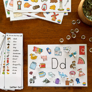 Initial Sounds Alphabet Mats | you clever monkey