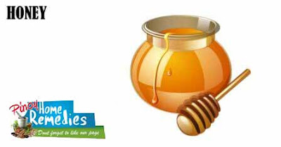 Natural Remedies For Bed Wetting: Honey