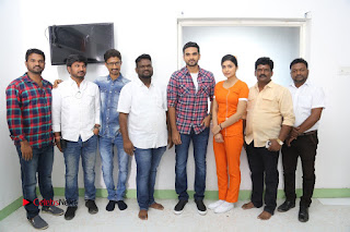 Nenjamellam Kadhal Tamil Movie Pooja Stills  0042.jpg