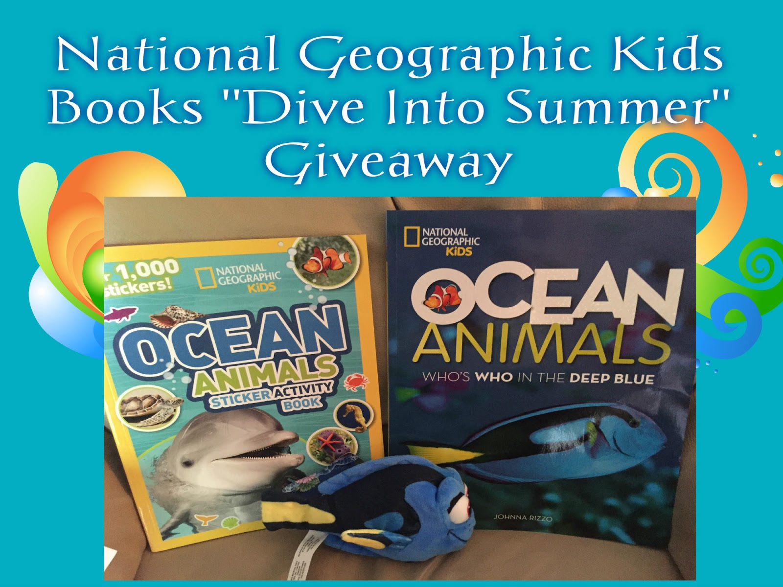 Maria's Space: National Geographic Kids Books