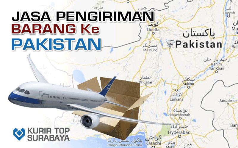 JASA PENGIRIMAN LUAR NEGERI | KE PAKISTAN