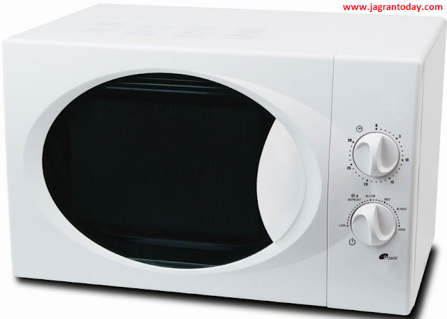 Microwave Oven Poisons Food